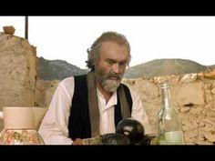 """Mediterraneo - Scena finale.    """"e allora gli ho detto: avete vinto voi, ma almeno non riuscirete a considerarmi vostro complice. così gli ho detto. e sono venuto qui."""""""