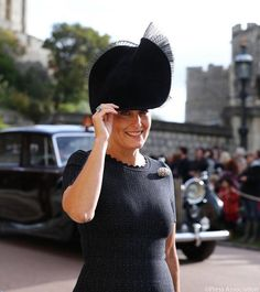 An poster sized print, approx (other products available) - Sophie, Countess of Wessex arrives ahead of the wedding of Princess Eugenie to Jack Brooksbank at St George& Chapel in Windsor Castle - Image supplied by PA Images - Poster printed in the USA Eugenie Wedding, Jack Brooksbank, Princess Eugenie, Windsor Castle, National Photography, Queen Elizabeth Ii, Poster Size Prints, Fine Art Prints, Wedding Photos