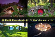 hobbit houses - Google zoeken