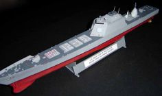 U.S. Navy Future Warships | M o d e l W a r s h i p s . c o m - G a l l e r y