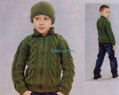 Вязание для мальчиков