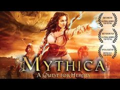 Arrowstorm Entertainment – Fantasy Films » Mythica A Quest for Heroes