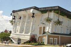 """WonderWorks, Pigeon Forge -- This attraction was built as """"An Amusement Park for the Mind"""""""