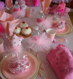 Pink Princess Party Birthday Party Ideas   Photo 1 of 9   Catch My Party