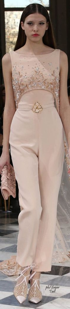 Georges Hobeika S/S 2016 Couture