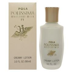 Pola Polissima Moisture Milk 3.0oz S (Silky Normal to Oily Skin) by Pola. $70.00. Non-greasy, easily absorbed moisturizer. Helps prevent moisture loss and maintain skins moisture balance.. Note!!! Shipping will be via Thai registered airmail from Bangkok, Thailand. Delivery time is approximately 7 - 21 days (sometimes up to 30 days depend on custom in your country).  Helps prevent moisture loss and maintain skins moisture balance. Light, non-greasy and easily absorbed, Can...