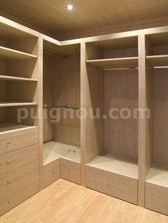 Resultado de imagen para vestidor en dormitorio principal