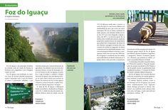 Projeto editorial de criação e diagramação de revista