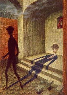 Remedios Varo, Phenomenon, c. n/d  (composition-improvisation)