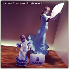 Flamenco dancers by Lladro  Spanish Porcelain mad in Spain Available at Little Europe Jewellers Email lej@littleeurope.com