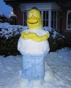 Image Search Results for funny snowman
