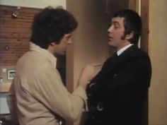 Bodie and Doyle Nineteen Seconds