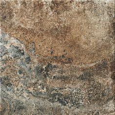 Πλακάκι Bierzo σε χρώμα καφέ, ανθρακί 33,3x33,3cm