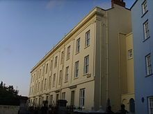 Hamnett was born at No.3, Lexden Terrace, Tenby, Wales