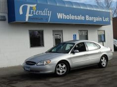 Used-cars-for-sale-in-Minneapolis | 2000 Ford Taurus SEL | http://minneapoliscarsforsale.com/dealership-car/2000-ford-taurus-sel