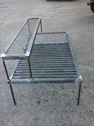 Resultado de imagen para parrilllas dobles Bbq Grill, Grill Pan, Barbecue, Grilling, Parrilla Exterior, Outdoor Barbeque, Welding Projects, Welding Ideas, Metal