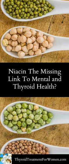 Niacin the missing link for mental and thyroid health #Thyroidproblemsanddiet