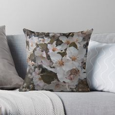 White Springs, Spring Blossom, Original Art, Cushions, It Is Finished, Throw Pillows, The Originals, Prints, Photography