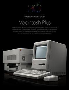 Macintosh Plus > 1986