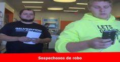 Policía busca a dos hombres por robo a AT&T  Más detalles >> www.quetalomaha.com/?p=6660