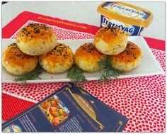 ttarif: Dereotlu Peynirli Anne Poğaçası