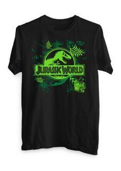 b5754ea241a Fifth Sun Jurassic World Fern Tee Jurassic World