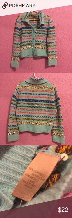 Free People child wool cardigan Free People child wool cardigan Free People Shirts & Tops Sweaters