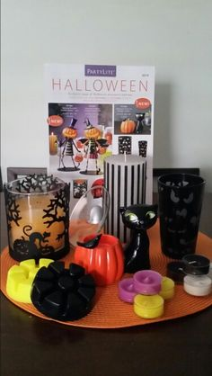 Partylite Australia Halloween....loving Hocus Pocus fragrance in my lounge room this afternoon...