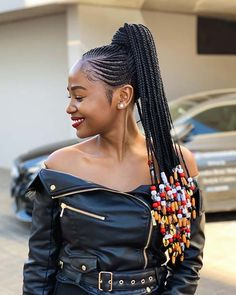 88 Best Black Braided Hairstyles to Copy in 2020 | Page 7 of 9 | StayGlam