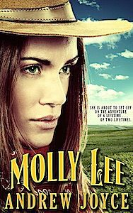 #Read MOLLY LEE for only 99c / 99p on #Kindle...
