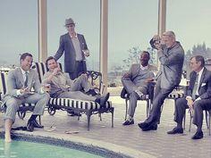 The men of NCIS