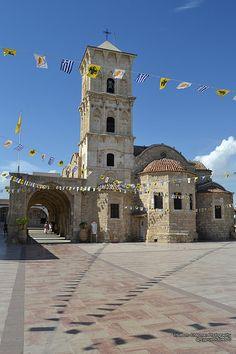 St Lazarus church, Larnaca #Cyprus