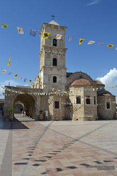 St Lazarus church, Larnaca #Cyprus