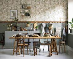 Stylisten tipsar: Så här skapar du ett härligt rustikt kök - Inredning - Hus & Hem