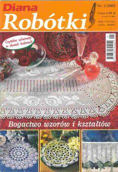 Gallery.ru / Фото #1 - Diana Robotki_2005.01 - igoda