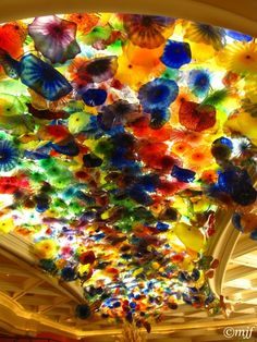 Bellagio, Las Vegas. Absolutely beautiful. Even the air in the Bellagio is amazing, from the moment I walk in the front door. www.JeannieDeva.com