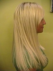 love this color blonde