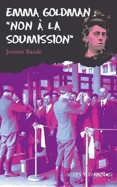 Amazon.fr - Emma Goldman : non à la soumission - Jeanine Baude - Livres