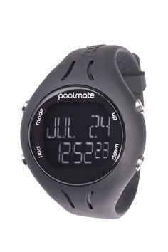 Swimovate PoolMate 2 Swimming Computer Lap Counter Watch - works in pools 18m and larger AND open water