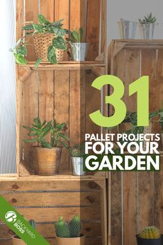Pallet projects are the ultimate in trash-to-treasure. You can make amazing and beautiful treasures, and this article will give you dozens of ideas. Diy Garden Projects, Diy Pallet Projects, Garden Ideas, Backyard Furniture, Backyard Patio, Furniture Ideas, Pallets Garden, Patio Ideas, Backyard Ideas