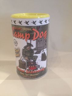 If it flies, walks, crawls, swims, or jumps, just sprinkle a little Camp Dog on it and cook! Cajun seasoning, NO MSG