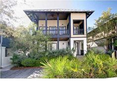 Looking for a place to stay while vacationing in Rosemary Beach? Local Real Estate, Real Estate Services, Miramar Beach, Rosemary Beach, Florida, Vacation, Mansions, American, House Styles