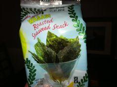 trader joe's seaweed