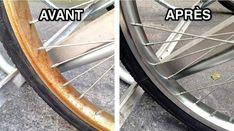 Dès qu'il y a du métal, la rouille n'est pas loin !Que ça soit sur un couteau, un vélo, une moto ou une voiture, vous pouvez être sûr que la rouille s'y incrust