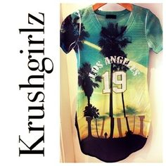 Los Angeles 19 top from Krushgirlz.bigcartel.com