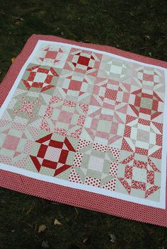 Pieced Lap Quilt & Throw Patterns - This adorable take on the churn dash block is sure to be a knockout every time! Use your favorite layer cake or fat quarter stash for a truly lovely quilt! Finished sizes: Baby, Lap, Twin, x Full/Queen, x Colorful Quilts, Small Quilts, Easy Quilts, Mini Quilts, Scrappy Quilts, Bed Quilts, Churn Dash Quilt, Patchwork Quilt Patterns, Block Patterns