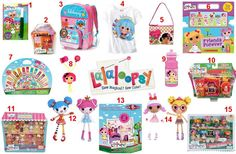 Click LIKE if you are a Lalaloopsy fan...  More items available in the albums or on our website.   To order: http://www.shopaholic.com.ph/