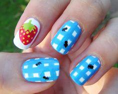 Nails #Nailart www.findiforweddings.com