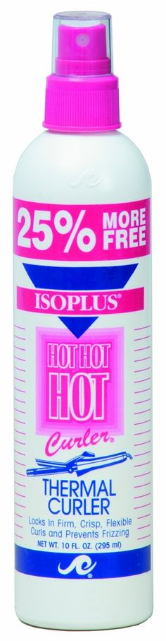 Isoplus Hhhc Thermal Curler Bonus 10 oz. (Pack of 6) >>> To view further for this item, visit the image link.