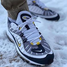 abb389fb5e Are you going to COP or DROP? By @kevkickz_11 Click the link in our bio to  shop. Make sure to follow @getswooshed. The Latest Sneakers · Nike Air Max  98